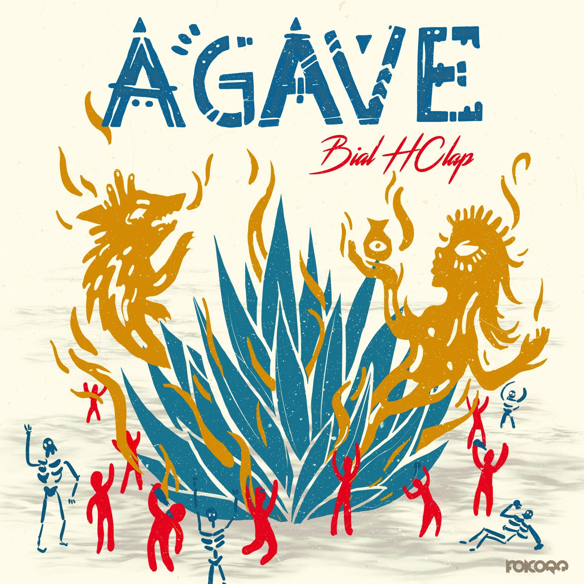 Agave Album Cover