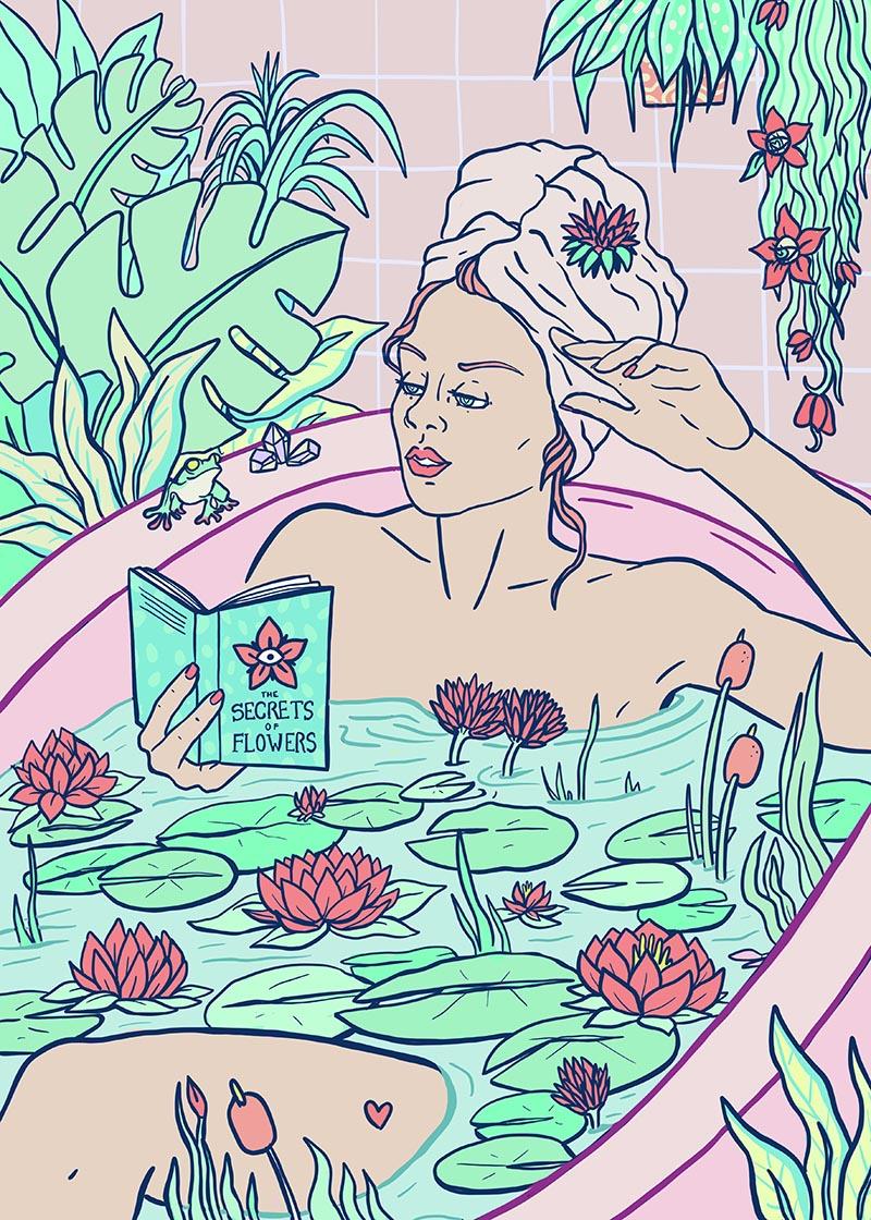 web-selfcare 1 my lilly pond
